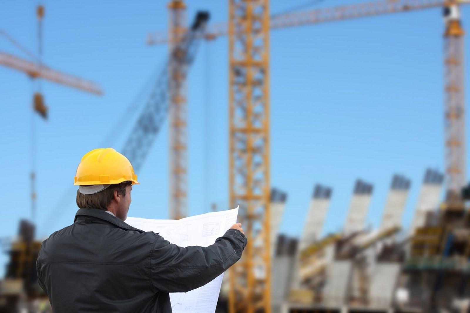 Costruzioni, investimenti in calo