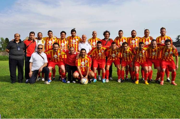 16° Campionato italiano di calcio per Geometri: ottimo piazzamento della squadra del Collegio di Lecce