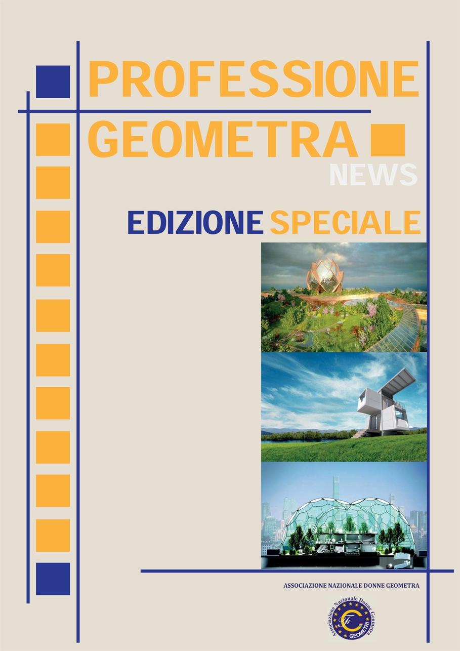 """""""Professione Geometra"""" edizione speciale"""