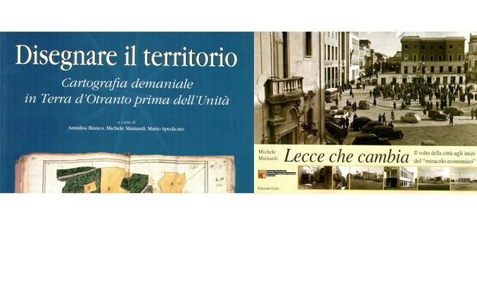 Le pubblicazioni del Collegio testimoniano importanti pagine di storia del Salento